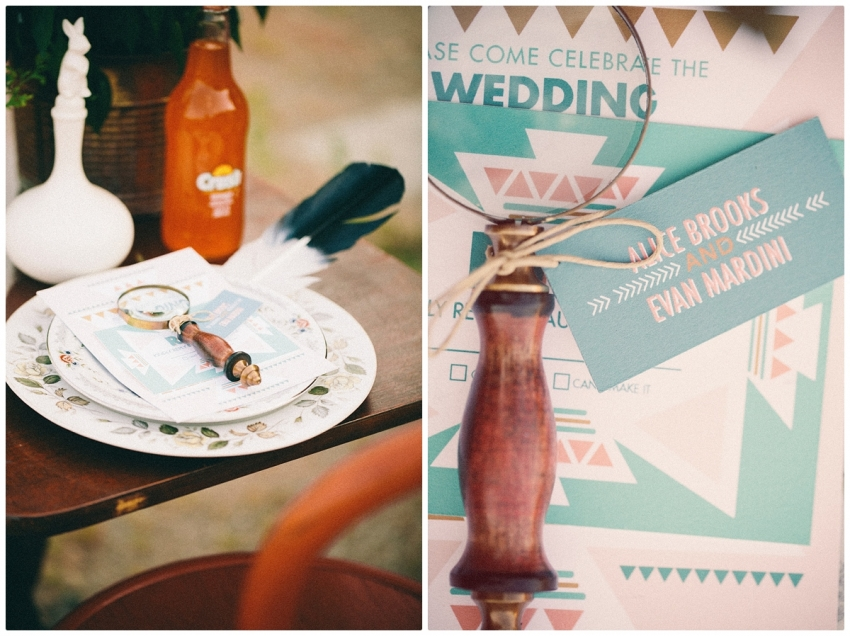 Vintage film Wedding Photography - Marrow by Glass Jar Photography_0258