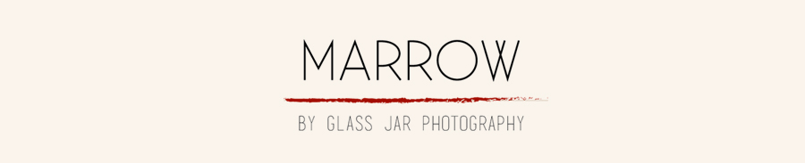 Film Wedding Photography – Vintage Wedding Photography – Nashville, Tennessee Artist Photographer – Glass Jar Photography – Marrow logo